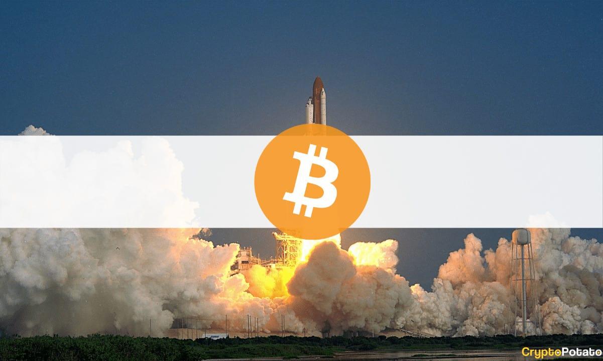 Bitcoin Explodes Above $60K: Ethereum & BNB Break ATHs