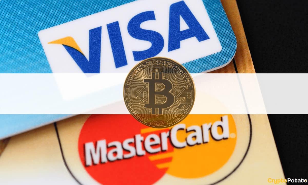bitcoin vs visa market cap)