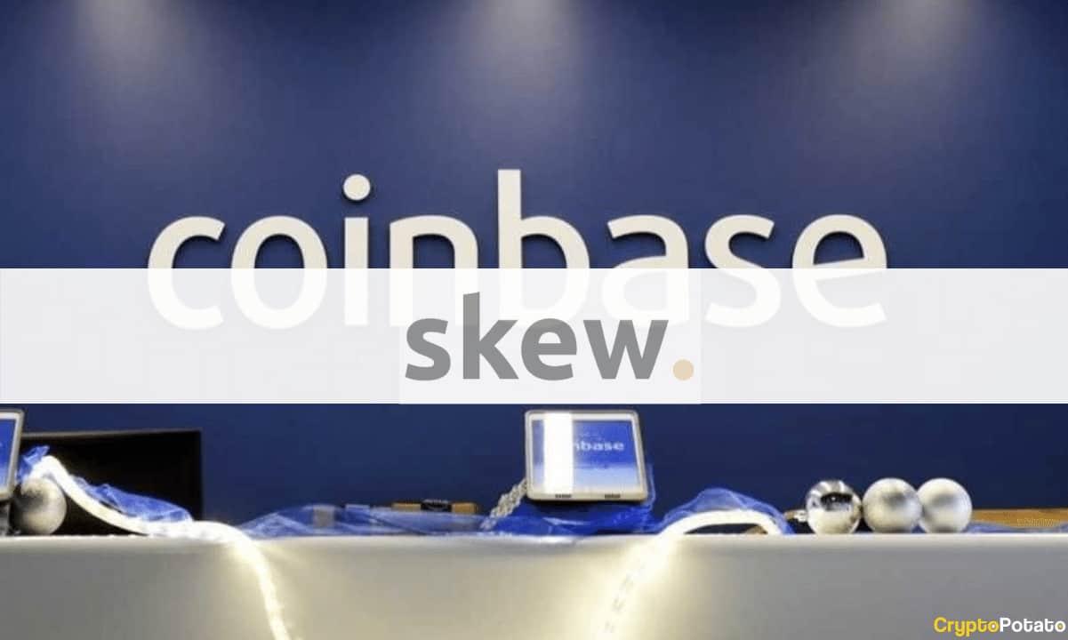 Coinbase to Acquire Crypto Analytics Company Skew