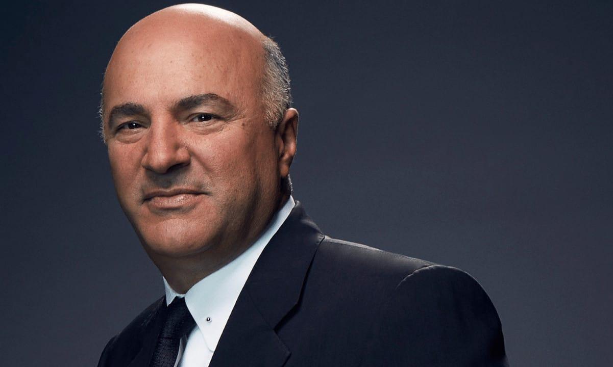Kevin O'Leary. Source Inc.com