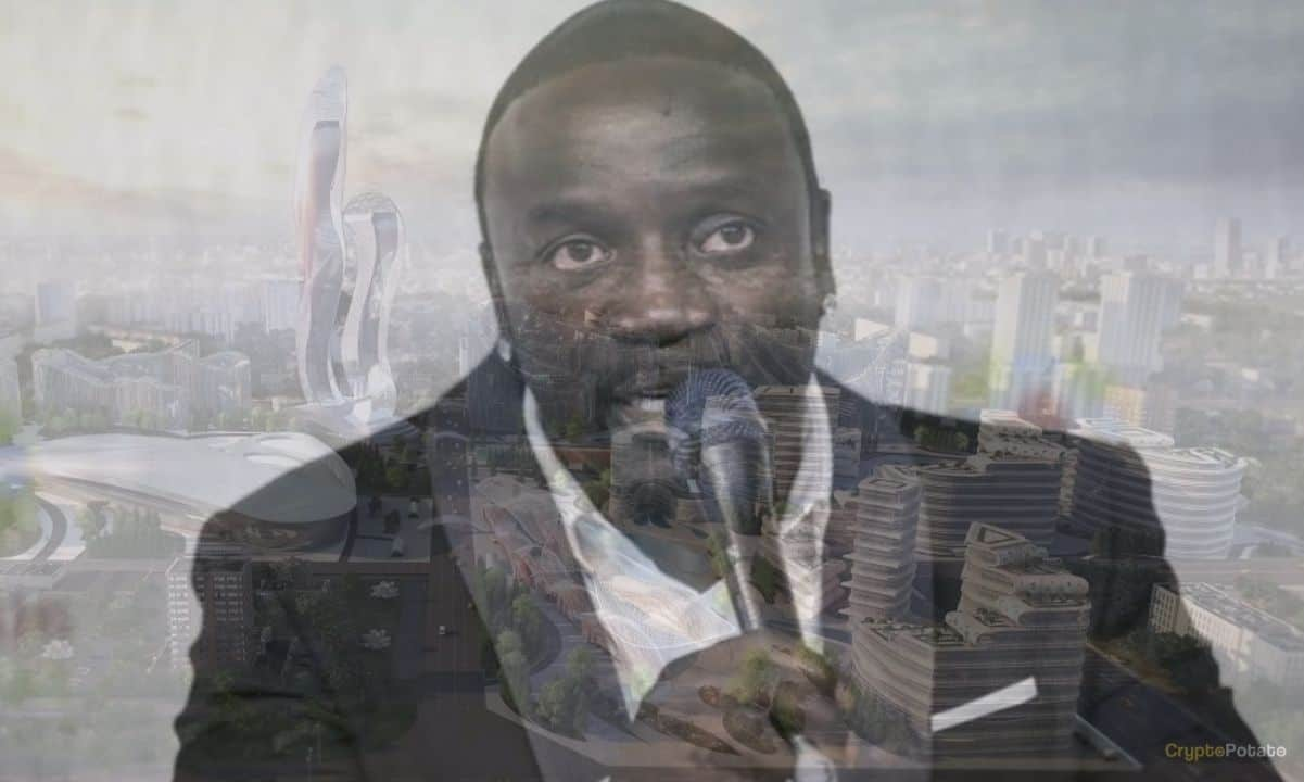 Akon Wishes He Kept Bitcoins Gifted in 2014 and Reveals Akon City's Progress (Exclusive Interview)
