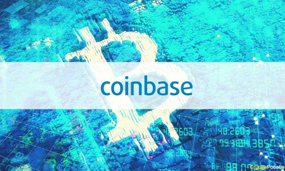 The Message Coinbase Embedded in Bitcoin's Blockchain on Listing Day