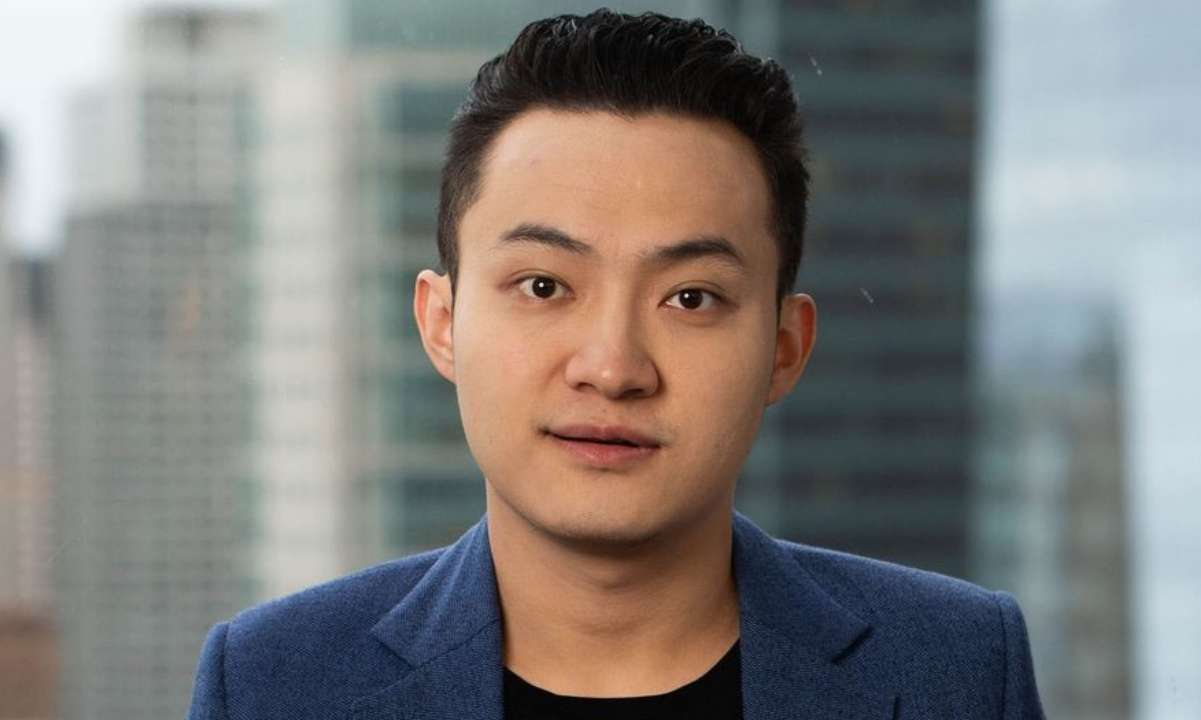 Bought The Dip: Justin Sun Buys $150 Million Worth of Bitcoin