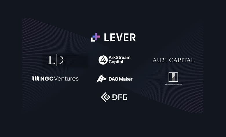 Lever.Network Successfully Closes a $600K Seed Funding Round