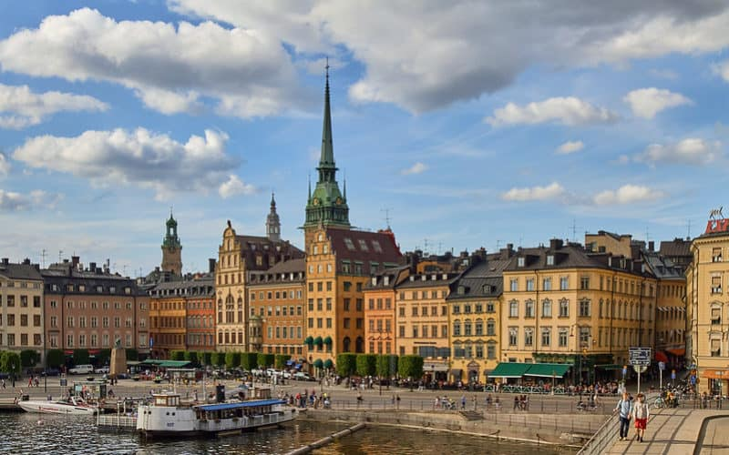 Sweden. Source: GlobalRiskInsights
