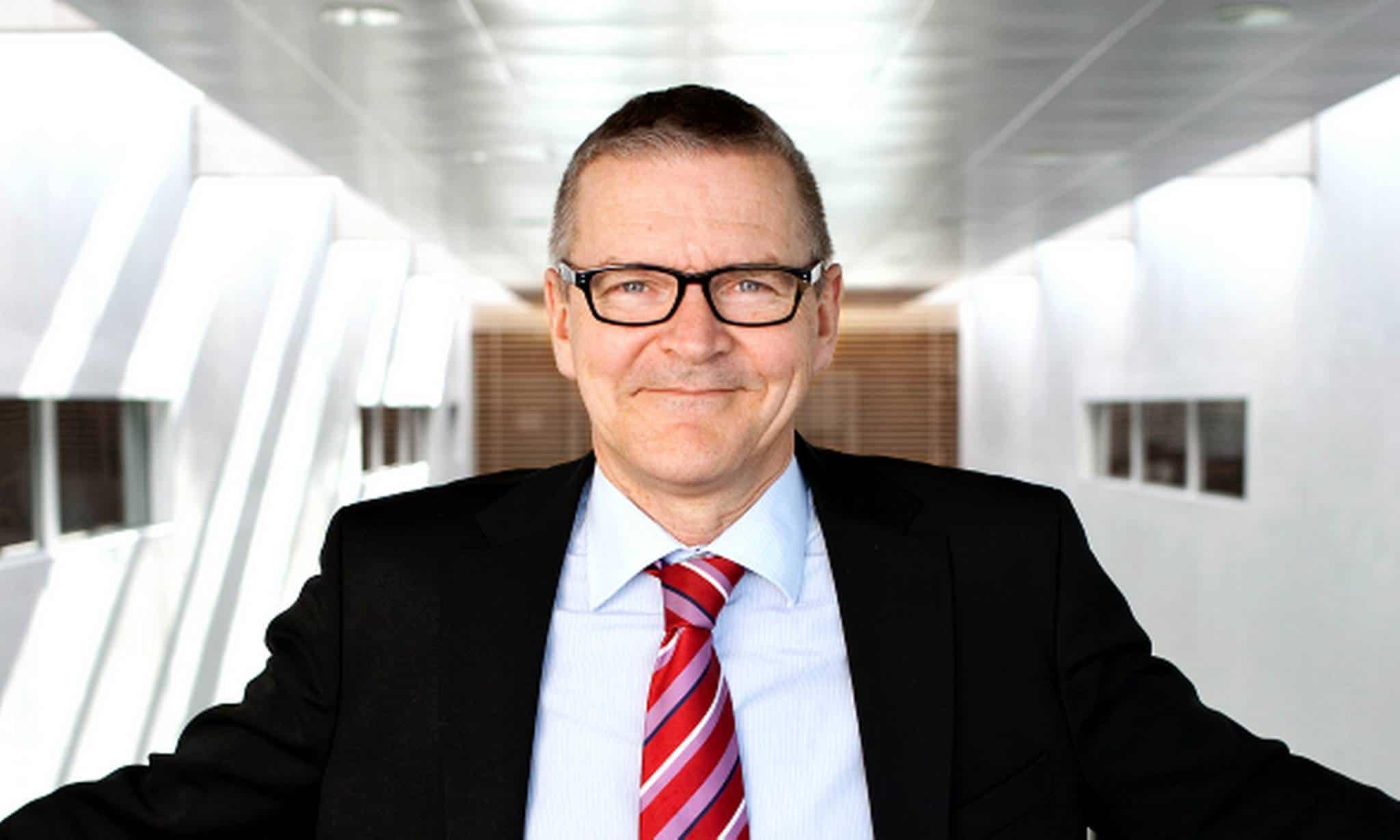 Lars Rohde. Source: FinansWatch
