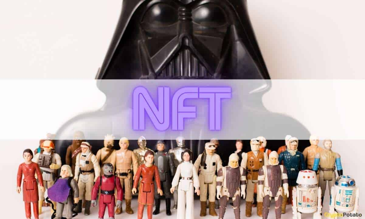 Celebrating May The 4th: StarColl NFT Collection Includes Over 800 Star Wars Collectibles