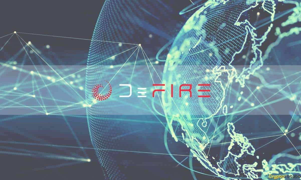 Cardano DeFi Project deFIRE Secures $5M in Funding Round