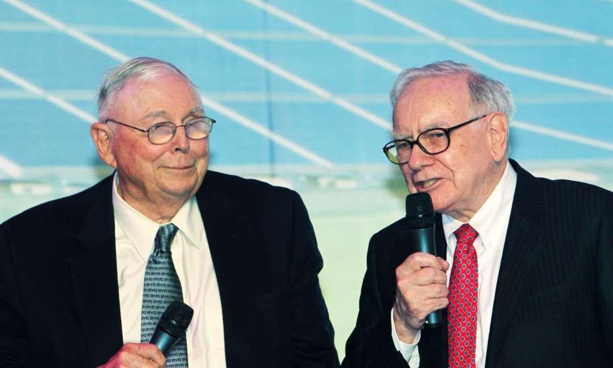 Charlie Munger Hates the Bitcoin Success as Warren Buffett Laments Neo-Trading Platforms