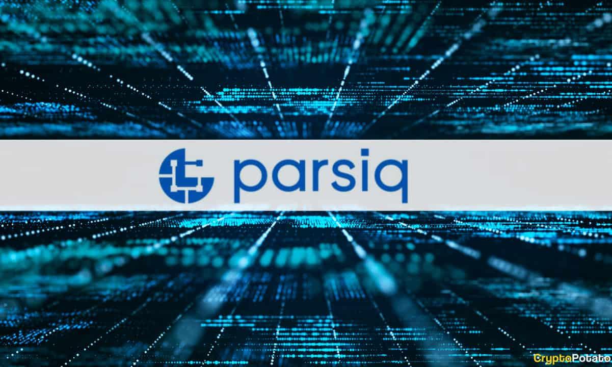 Axia8 Ventures CEO Wayne Lin joins PARSIQ as Strategic Advisor