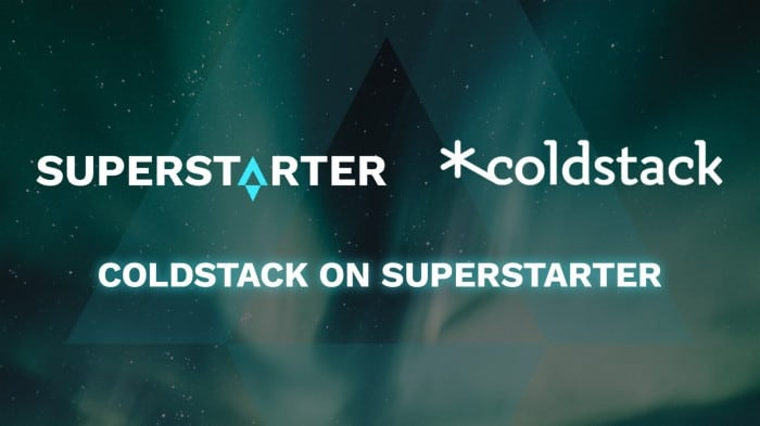 Decentralized Storage Project ColdStack Becomes First IDO on SuperStarter Launchpad