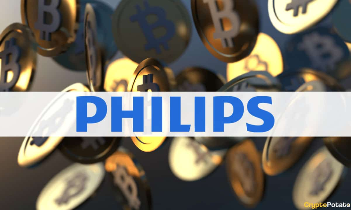 Philips to Accept BTC and ETH in a Banksy Auction