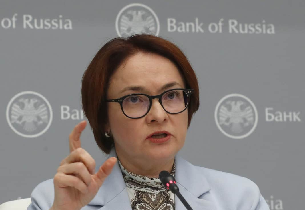 The Head of Russia's Central Bank: Crypto Is The Most Dangerous Investment Strategy