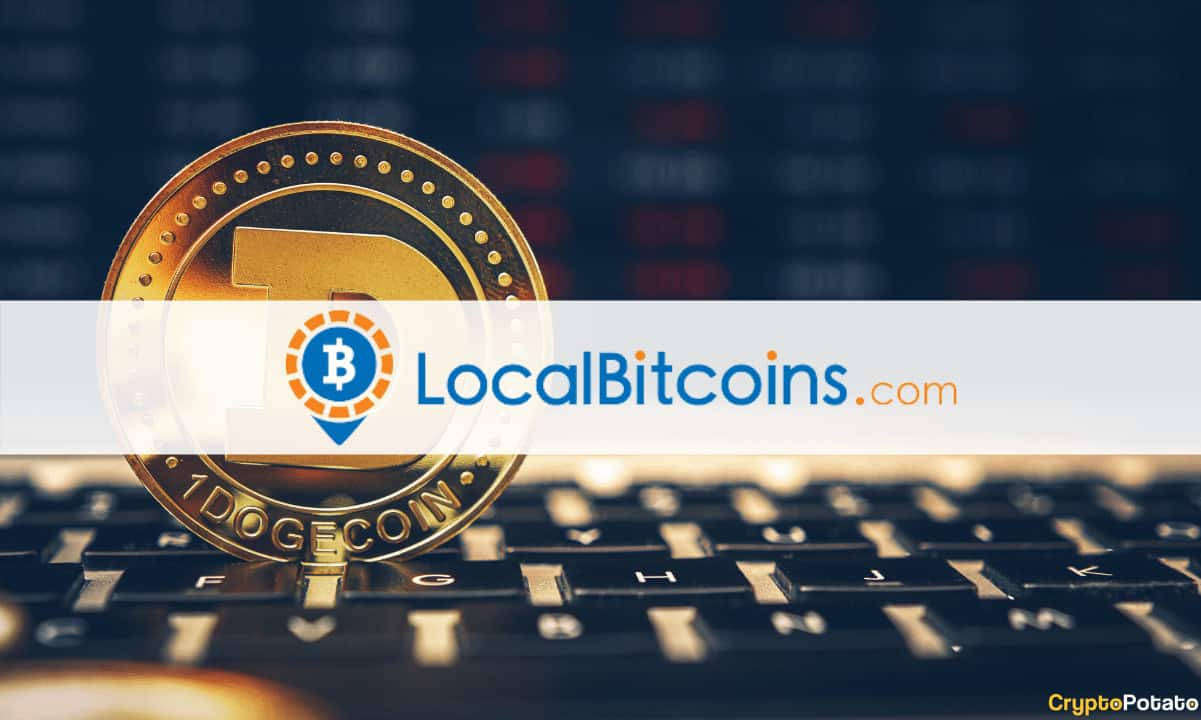 Dogecoin and Cardano Added as Payment Methods on LocalBitcoins