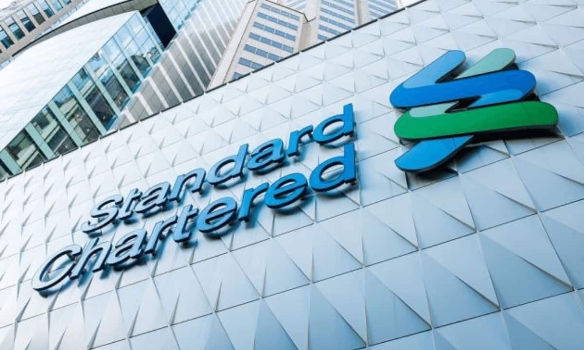 Standard Chartered Is Now Part of The Global Digital Finance Alliance