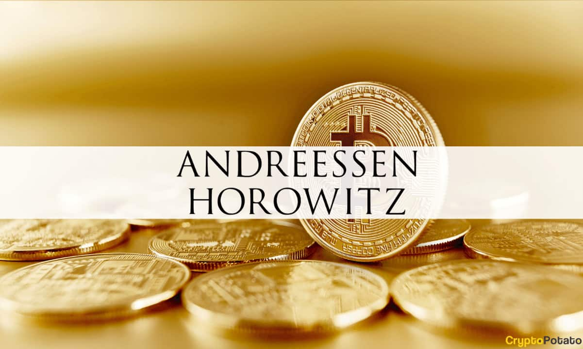 VC Giant Andreessen Horowitz Will Launch a $2.2 Billion Cryptocurrency Fund