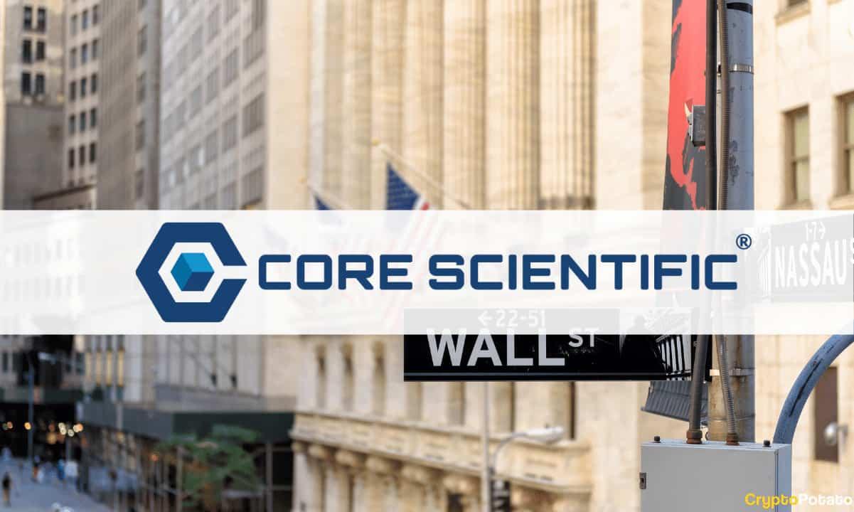 Crypto Mining Company Core Scientific to Go Public on Nasdaq With a $4.3B Valuation