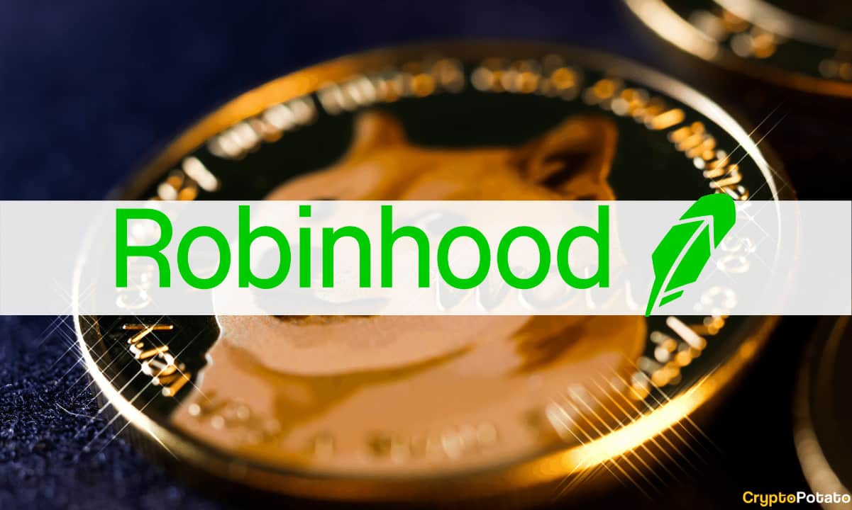 Dogecoin Accounted for 34% of Robinhood's Crypto Trading Revenue