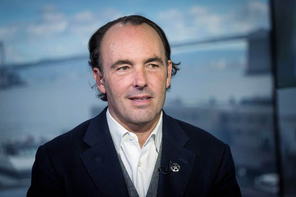 Kyle Bass. Source: Bloomberg