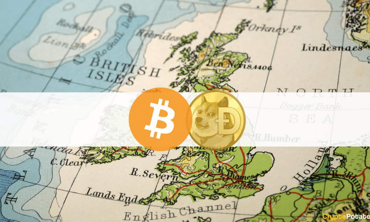 Dogecoin  latest dogecoin news Study: Bitcoin and Dogecoin are the First Investment for 45% of Young Britons thumbnail