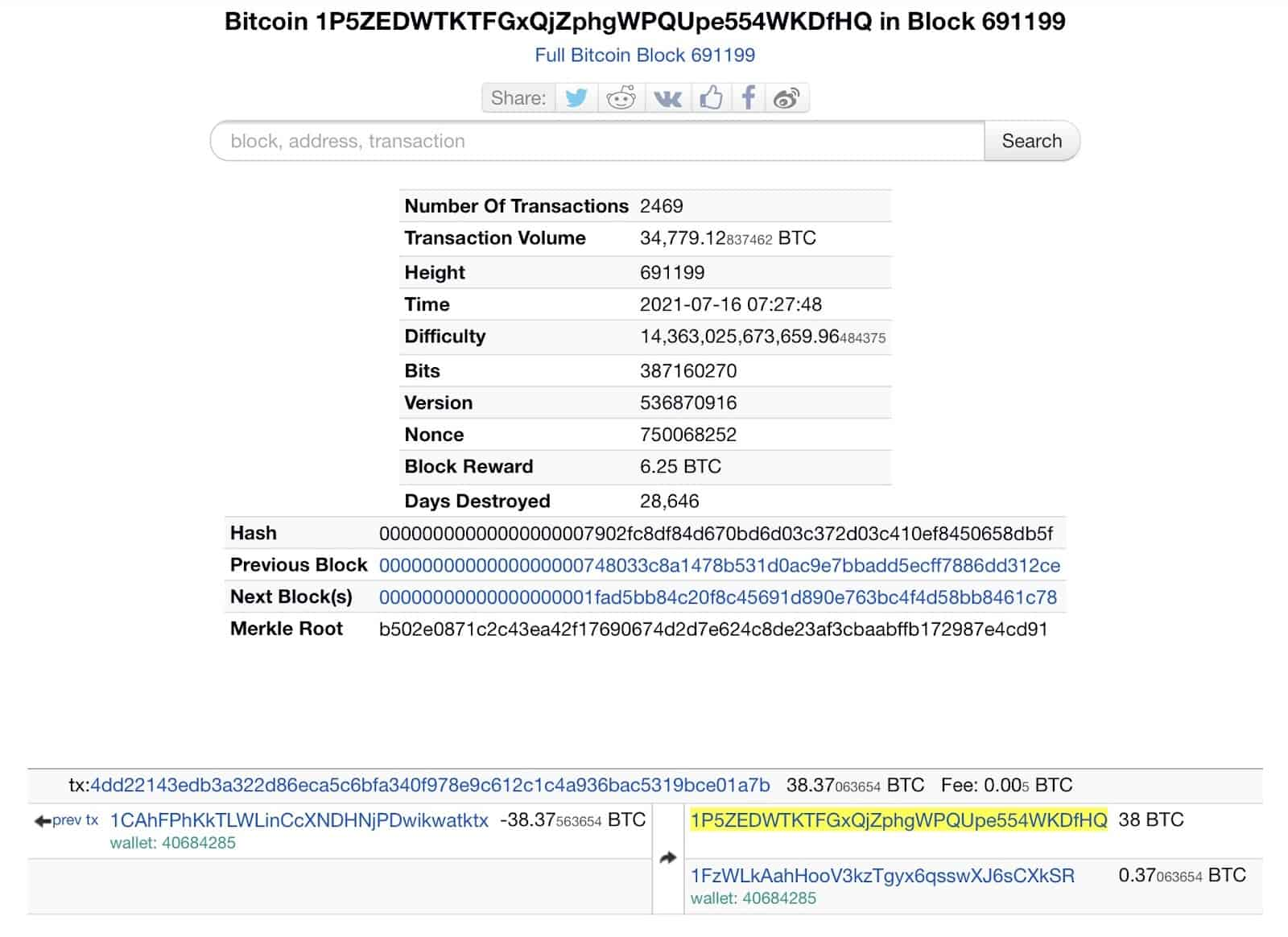 Mysterious Bitcoin Whale Who Sold at $60K Bought Over 17K BTC Between $30-39K