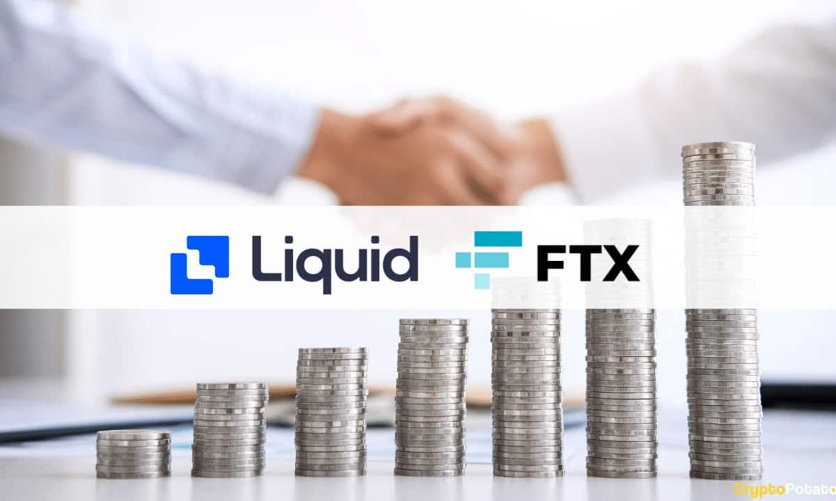 Hacked Exchange Liquid Global Secures $120M Debt Finance from FTX