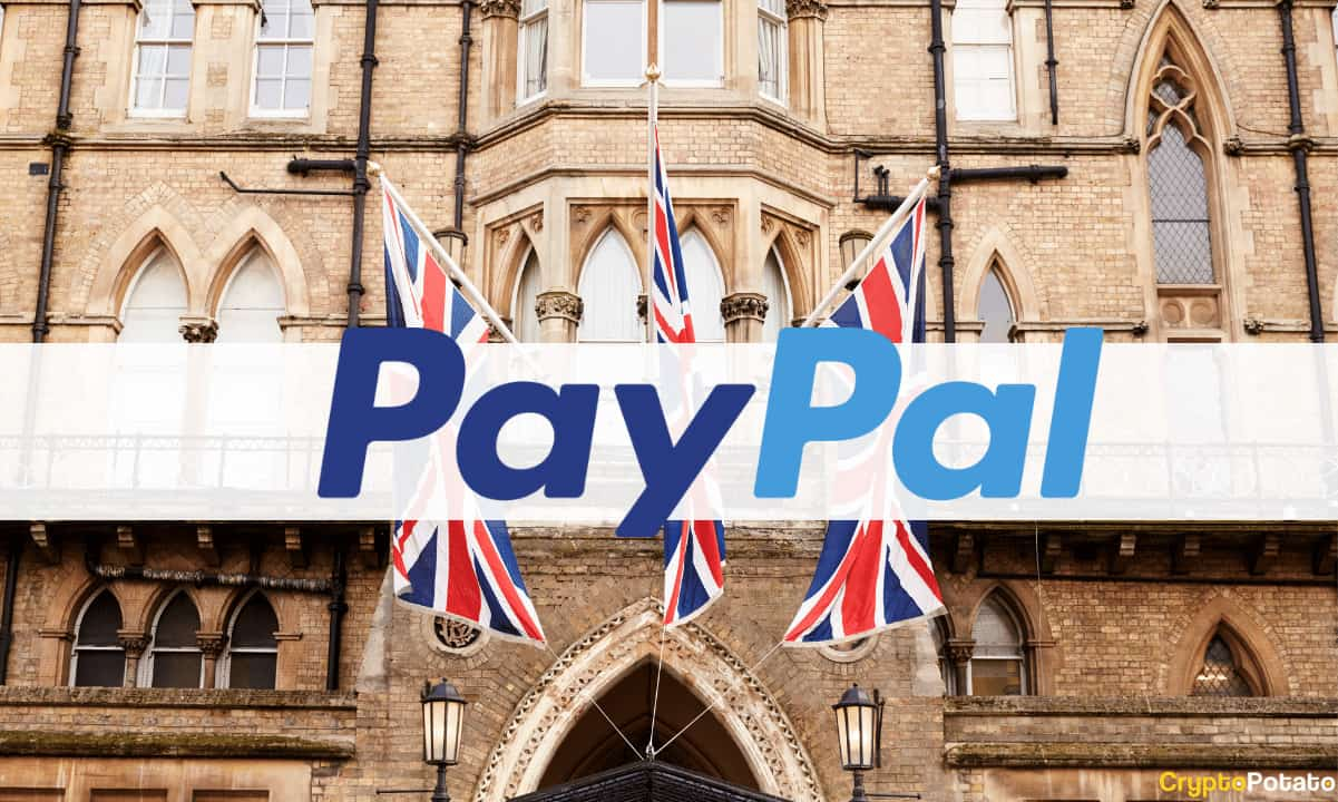 PayPal's U.K. Customers Can Now Buy, Sell, and Hold Bitcoin