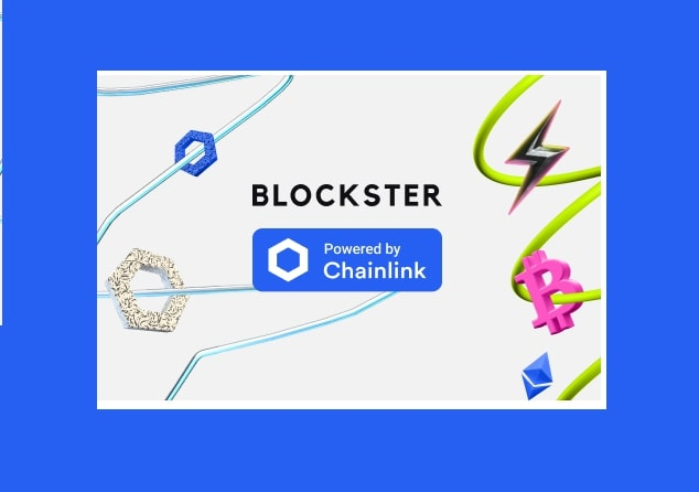 Blockster Announces Key Partnership With Chainlink