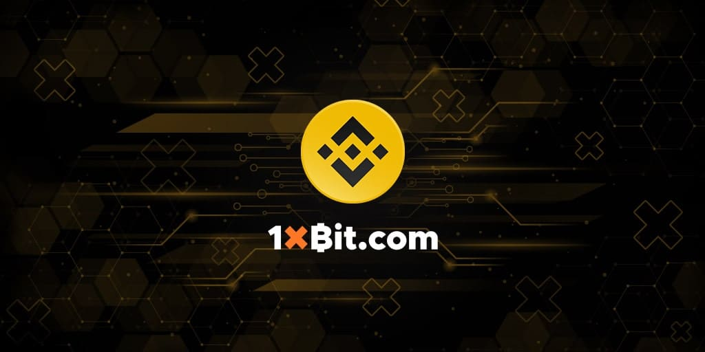 1xBit integrates BNB into their betting services