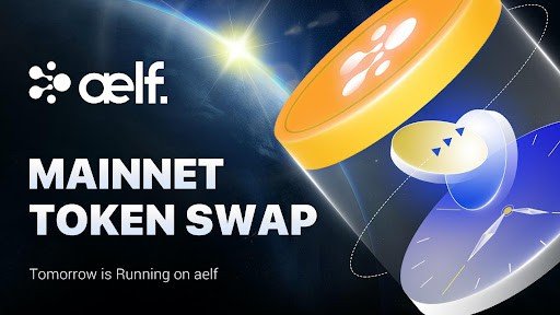aelf Mainnet Token Swap: Activation of All-Connected Blockchain Ecology