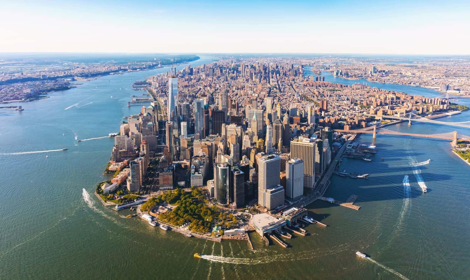 New York City. Source: Street Easy