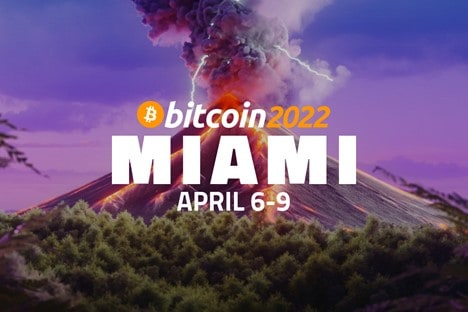 Bitcoin 2022 Set To Be Largest Bitcoin Conference Ever