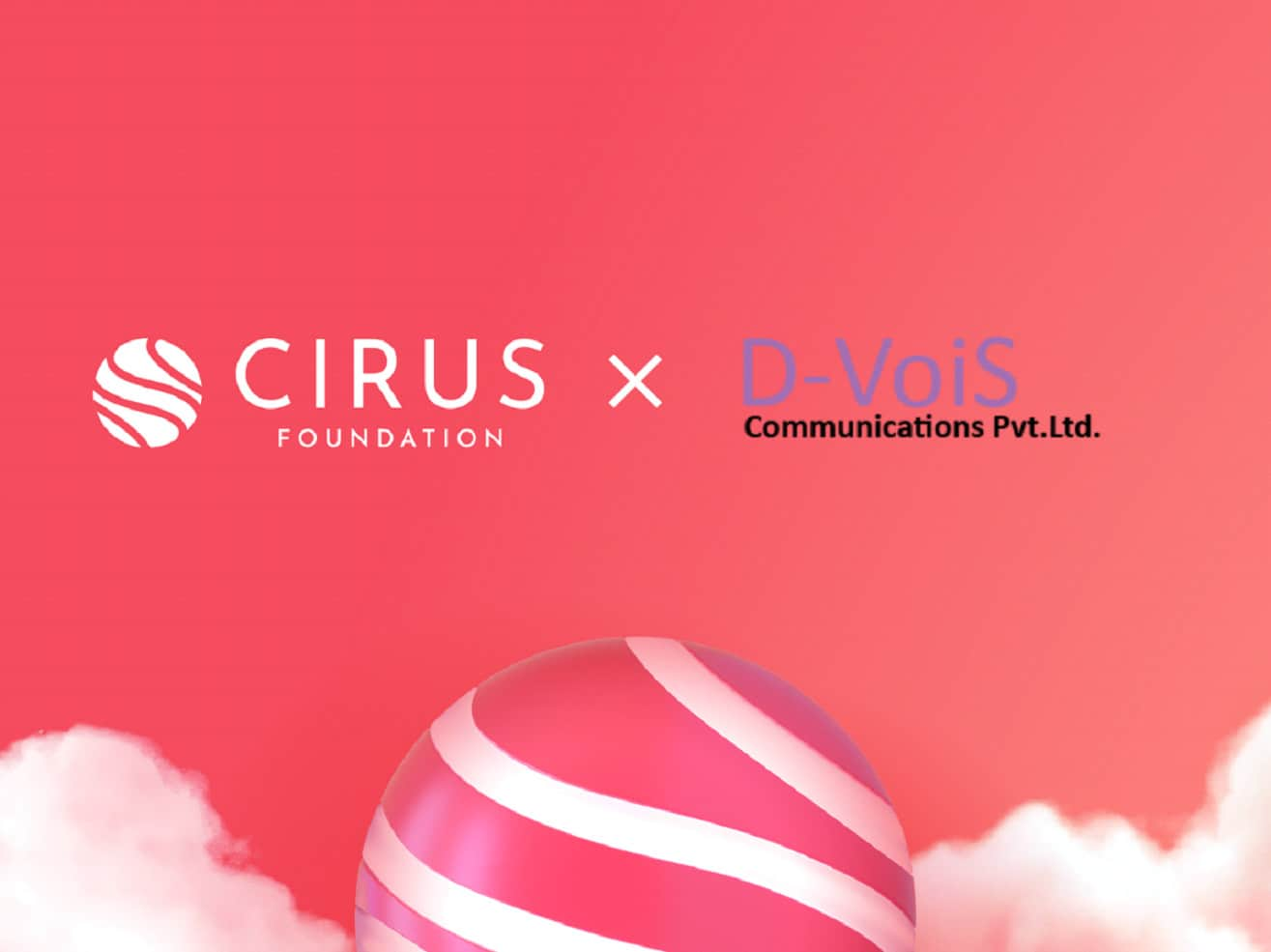 Cirus Foundation Contract Deployment with D-VoiS