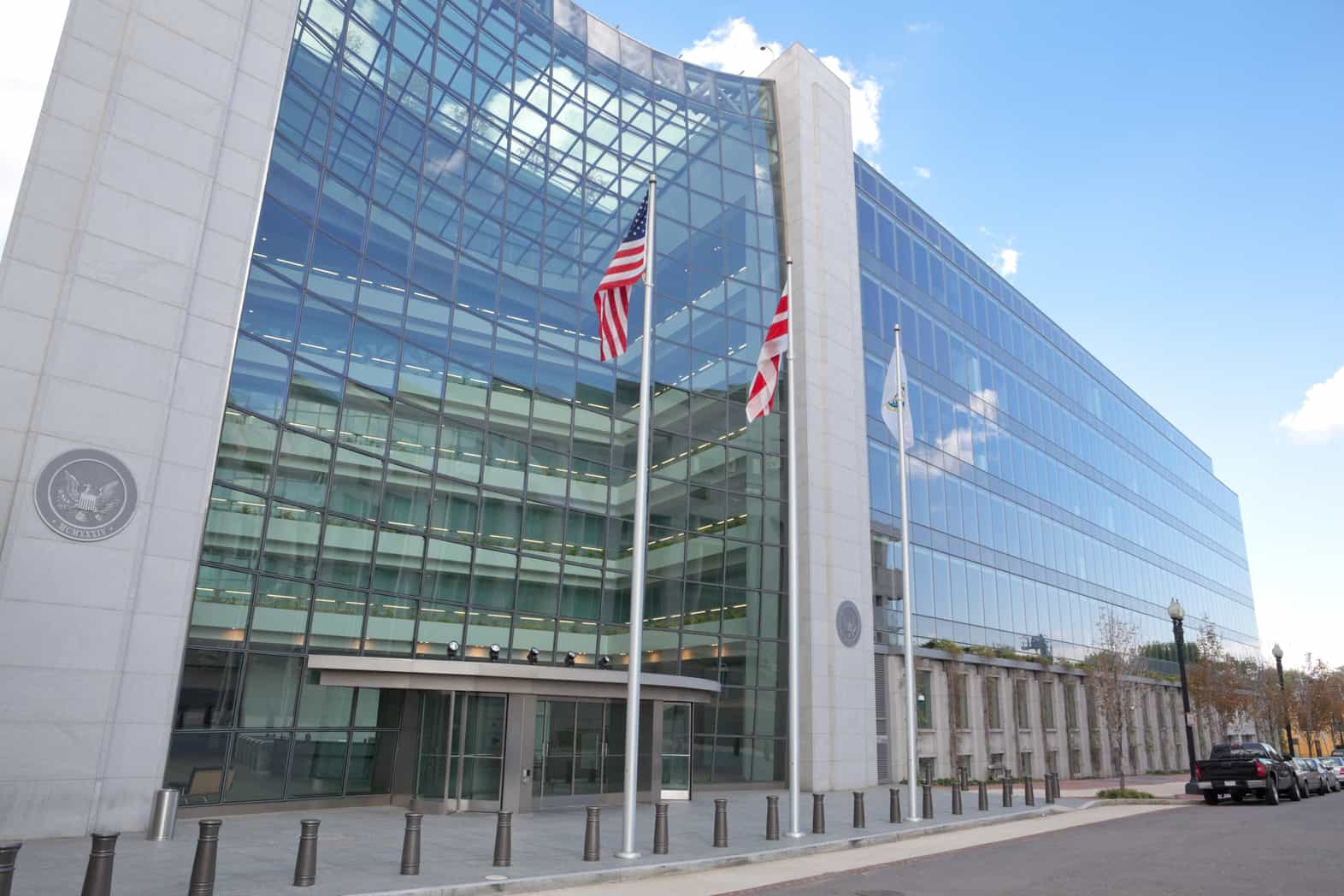 SEC Building.