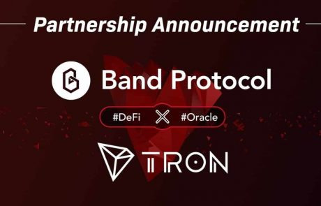 TRON Partners with Band to Deliver On-Chain Oracles for DeFi
