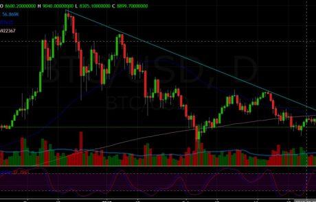 Bitcoin Price Analysis April.13 & Overview