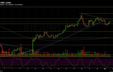 Bitcoin Price Analysis May.2