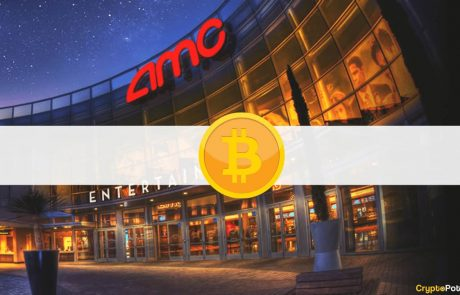 AMC Theatres to Accept Bitcoin Payments by the End of 2021