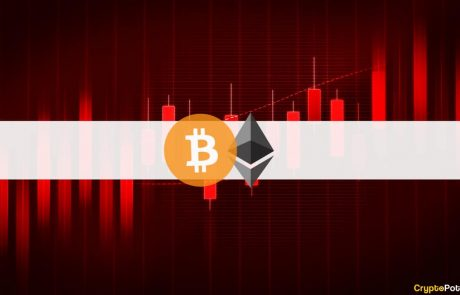 Bitcoin Rejected at $40,000 as Ethereum Fails at $3,000 (Market Watch)