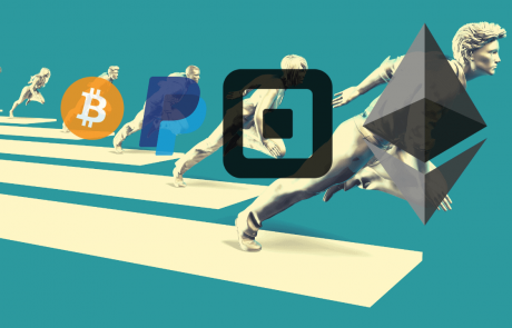 The Digital Age Is Here: Crypto And Fintech Companies Soar, While Bank Stocks Tank