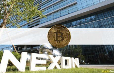 Giant Video Game Provider Nexon Buys $100M Worth of Bitcoin