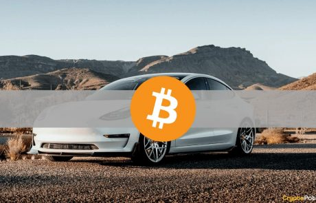 Adoption Continues: Online Marketplace Allows Buying Tesla with Bitcoin Again