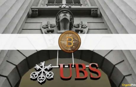 UBS Group Reportedly Planning to Launch Crypto Services to its Wealthy Customers