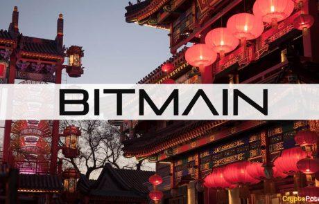 Bitmain Stops Shipping Bitcoin Mining Machines to Mainland China