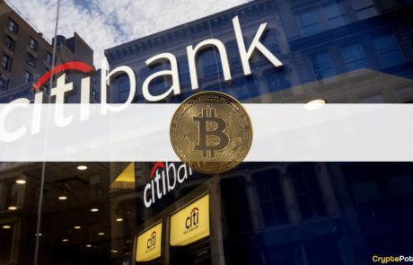 Citi Awaits Regulatory Approval to Start Trading Bitcoin Futures on CME: Report