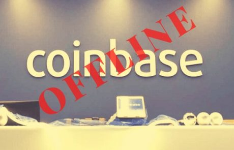 Coinbase Under Pressure Failure: The Exchange Went Offline Again As Bitcoin Spiked $10,500