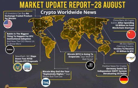 Market Update Report August.28