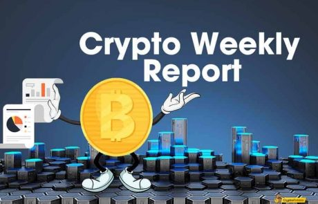 Less Than Month Before Halving, Bitcoin Returns Above $7,000: The Crypto Weekly Market Update