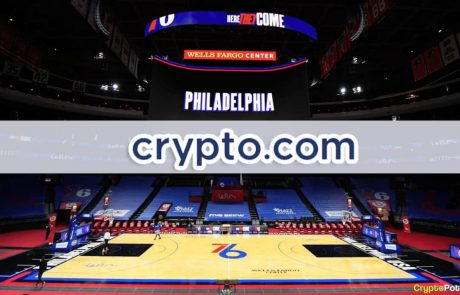 Philadelphia 76ers Names CryptoCom as Official Jersey Partner, Plans First NFT Launch