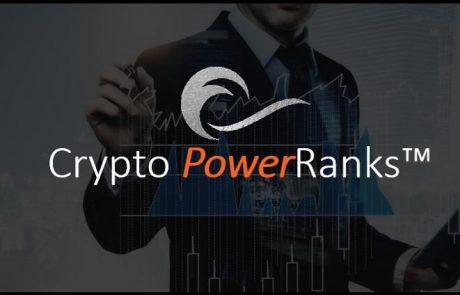 Crypto PowerRanks: Powering your Crypto Returns